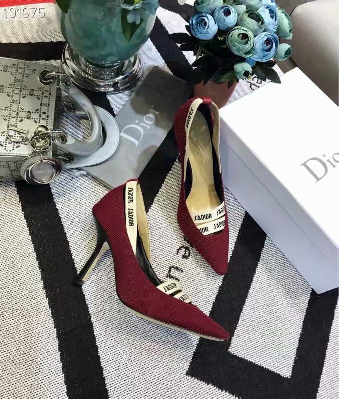 Dior Shoes Dior651H-11 9.5CM height