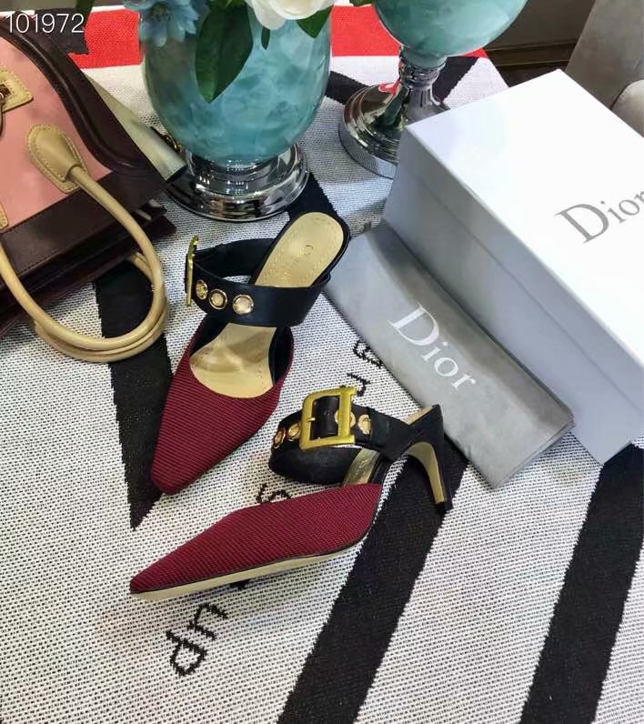 Dior Shoes Dior651H-14 6CM height