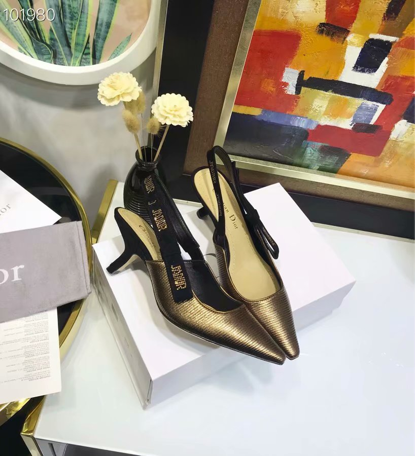 Dior Shoes Dior653H-1 6CM height