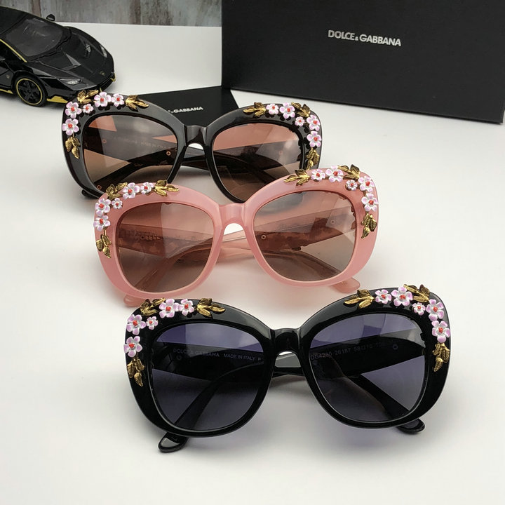 Dolce & Gabbana Sunglasses Top Quality DG5734_40