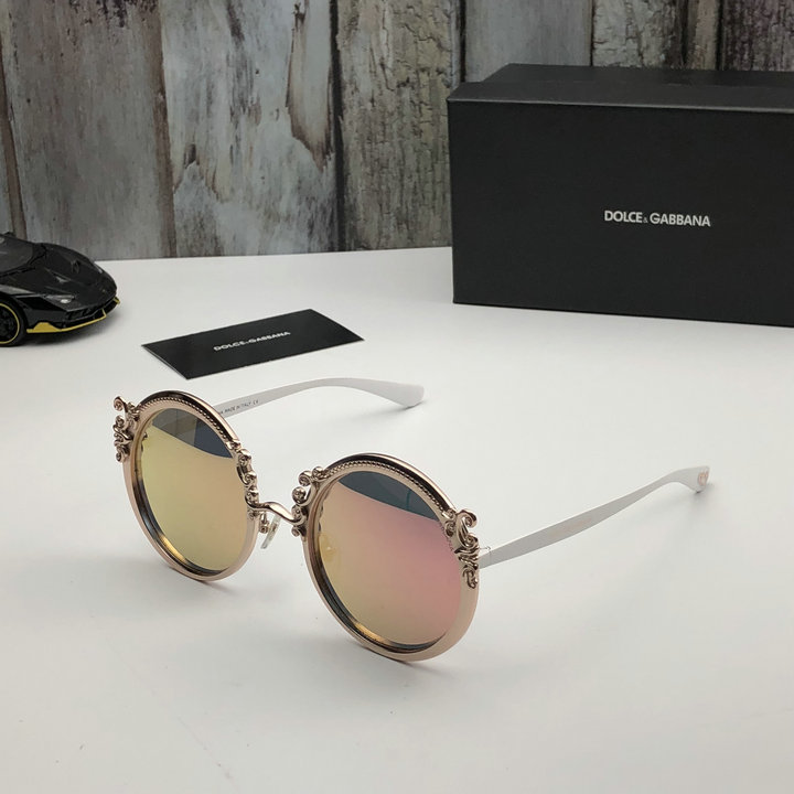 Dolce & Gabbana Sunglasses Top Quality DG5734_81