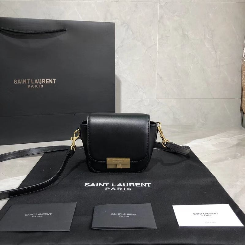 Yves Saint Laurent Shoulder Bag Y566959 Black