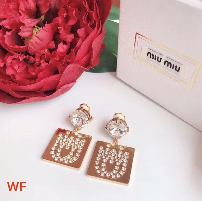 Miumiu Earrings CE4244