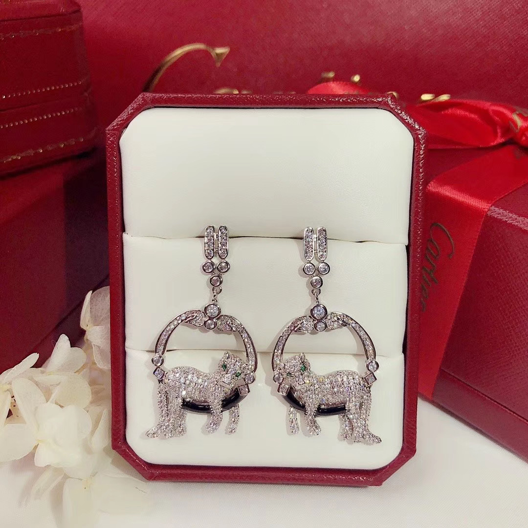 Cartier Earrings CE4328
