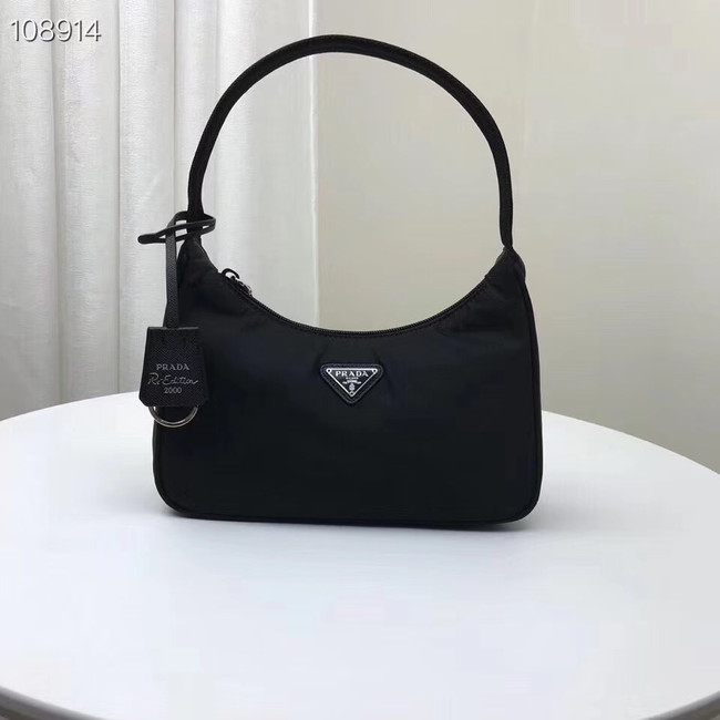 Prada Nylon tote bag 1NE515 black