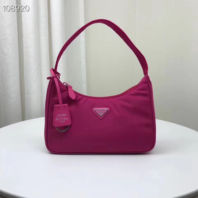 Prada Nylon tote bag 1NE515 rose