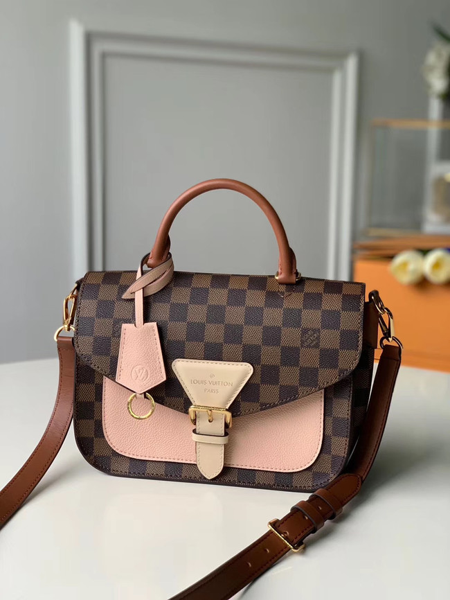 Louis Vuitton BEAUMARCHAIS N40146 pink