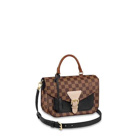 Louis Vuitton BEAUMARCHAIS N40146 black