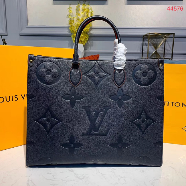 Louis Vuitton ONTHEGO M44576 dark blue