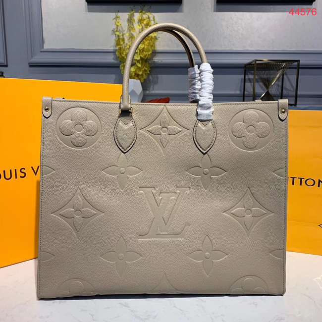 Louis Vuitton ONTHEGO M44576 grey