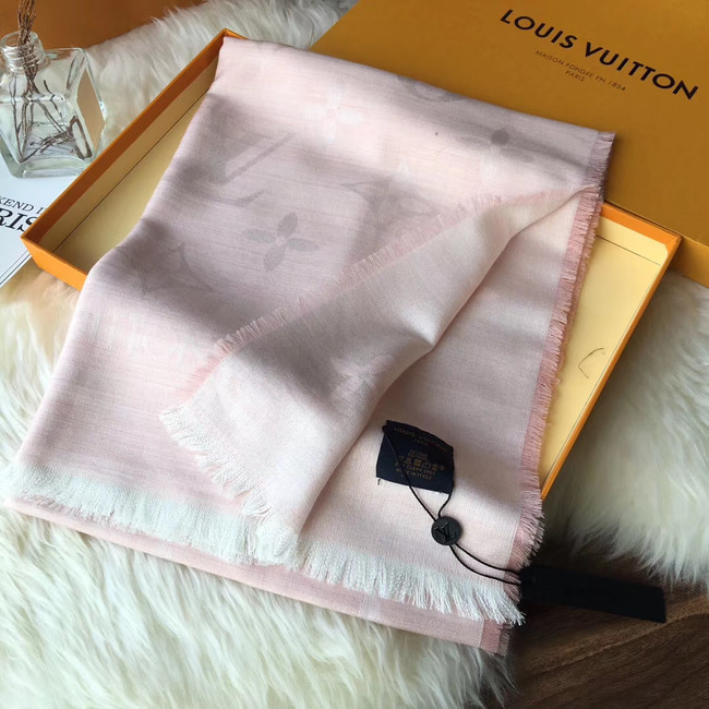 Louis Vuitton Cashmere scarf M73658