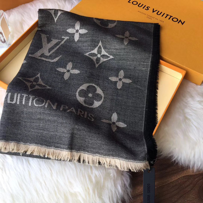 Louis Vuitton Cashmere scarf M73659