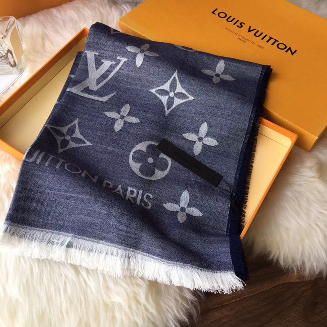 Louis Vuitton Cashmere scarf M73660
