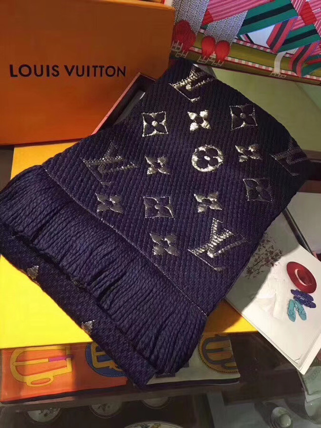 Louis Vuitton LOGOMANIA IN WOOL AND CASHMERE M72432