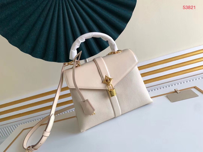 Louis vuitton original ROSE DES VENTS tote bag M53821 white