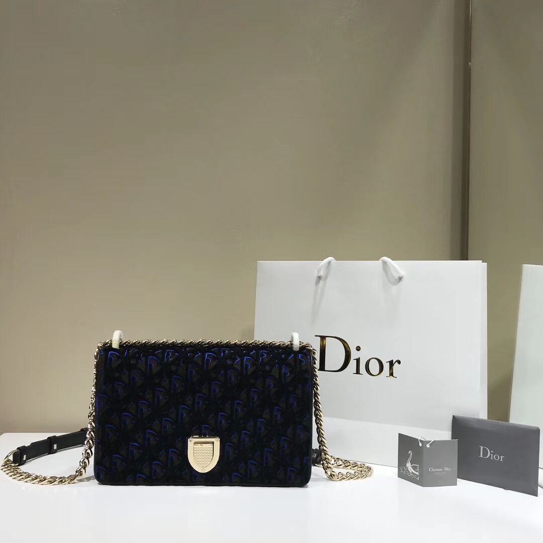 Dior ULTRAMATTE DIORAMA-TAS C0422-1 Royal Blue