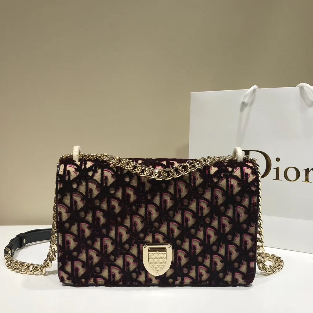 Dior ULTRAMATTE DIORAMA-TAS C0422-1 purplish