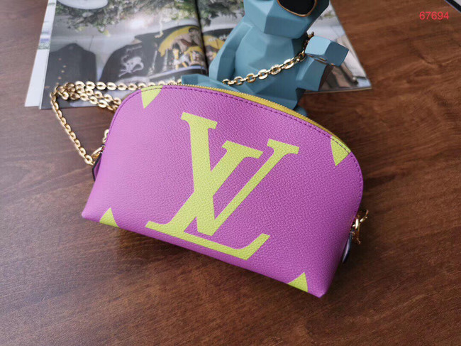 Louis vuitton POCHETTE COSME XL M67694 purple