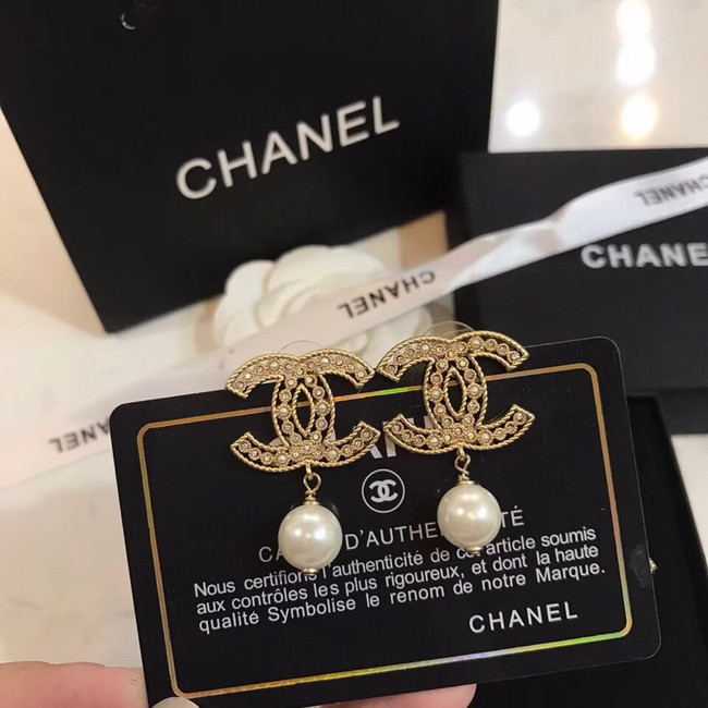 Chanel Earrings CE4650