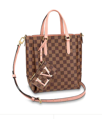 Louis Vuitton BELMONT N60297 pink