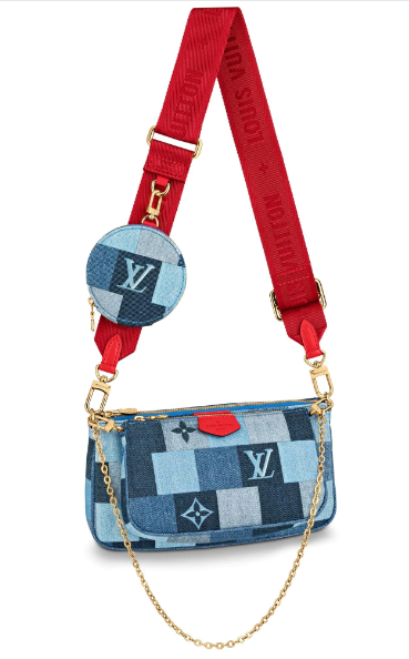 Louis Vuitton MULTI POCHETTE ACCESSORIES M44990