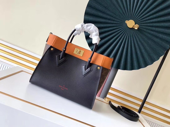 Louis Vuitton Original ON MY SIDE M53823 black&brown