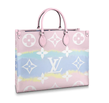 Louis Vuitton Monogram Canvas Original ONTHEGO M45119 pink