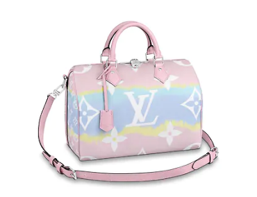 Louis Vuitton SPEEDY BANDOULIERE 30 M45146 pink