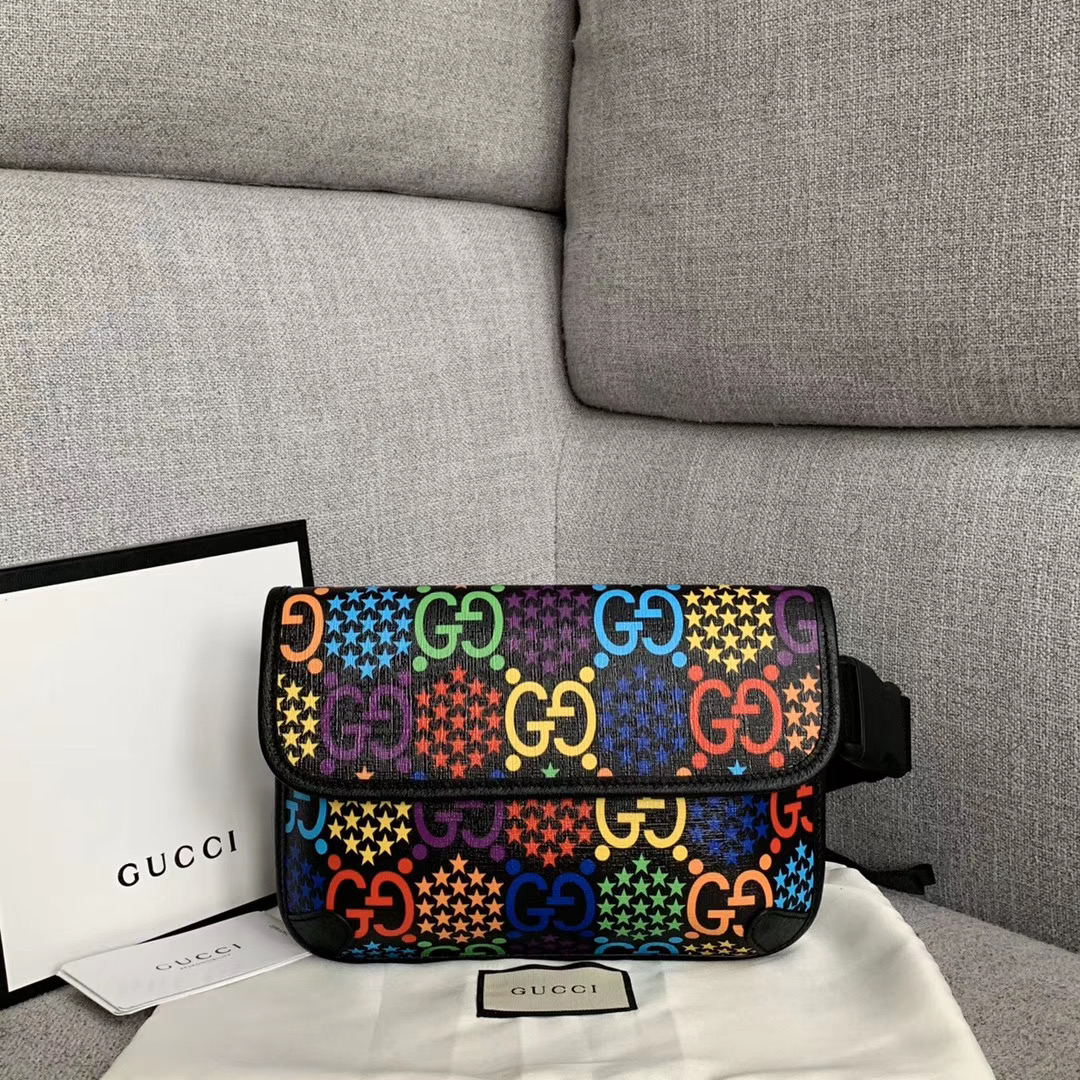 Gucci GG waist bag 598113 Popping candy