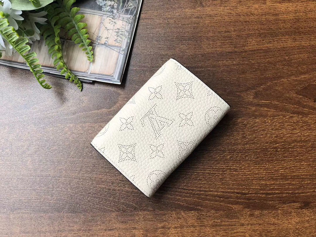 Louis vuitton original Iris Wallet M69213 white