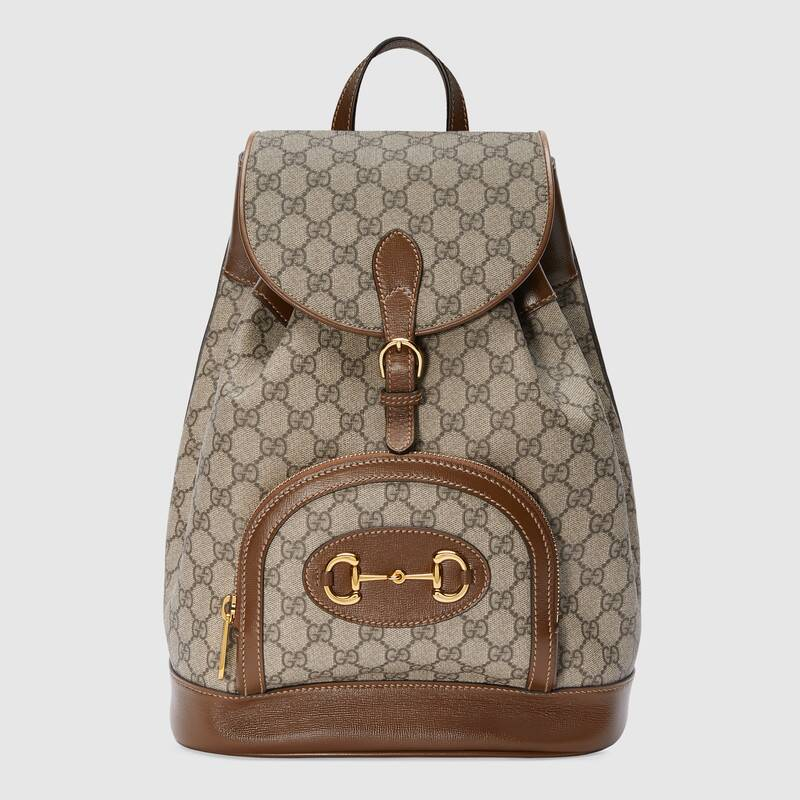 Gucci 1955 Horsebit backpack 620849 Brown