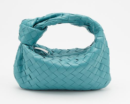 Bottega Veneta MINI BV JODIE 609409 Green Water