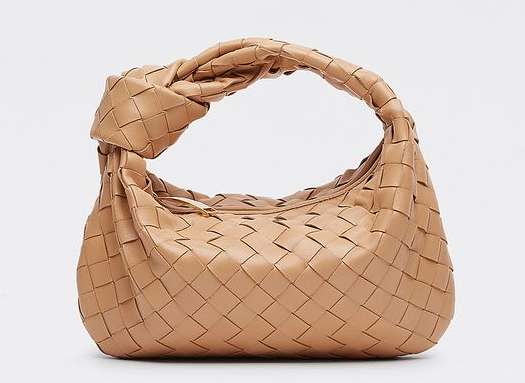 Bottega Veneta MINI BV JODIE 609409 Sandalwood