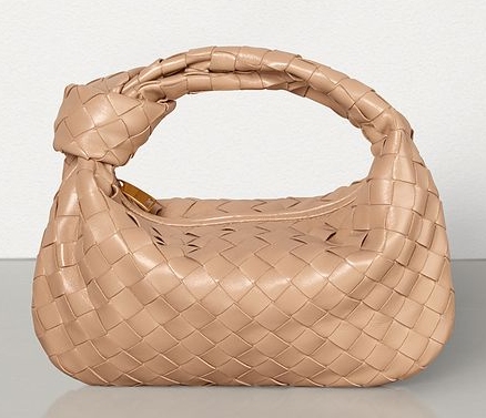 Bottega Veneta MINI BV JODIE 609409 Slipper