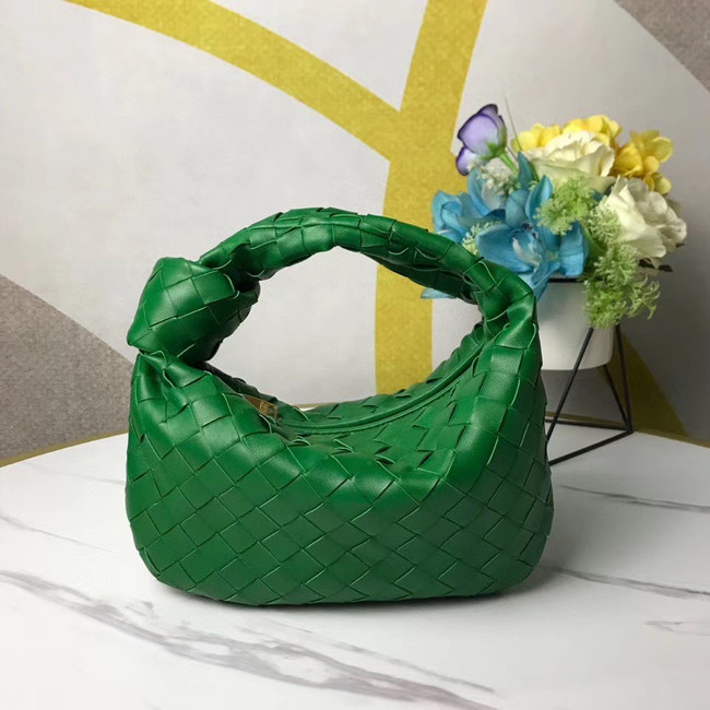 Bottega Veneta MINI BV JODIE 609409 green