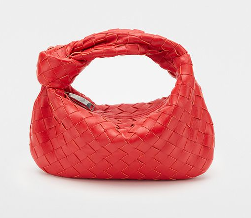 Bottega Veneta MINI BV JODIE 609409 red