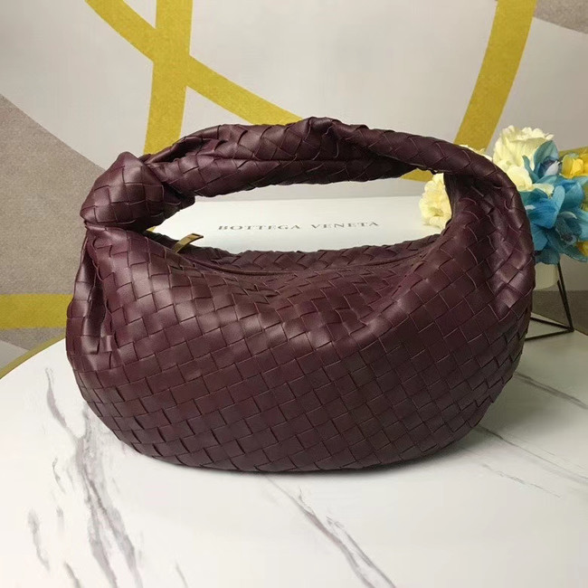 Bottega Veneta JODIE hobo bag 600261 Burgundy