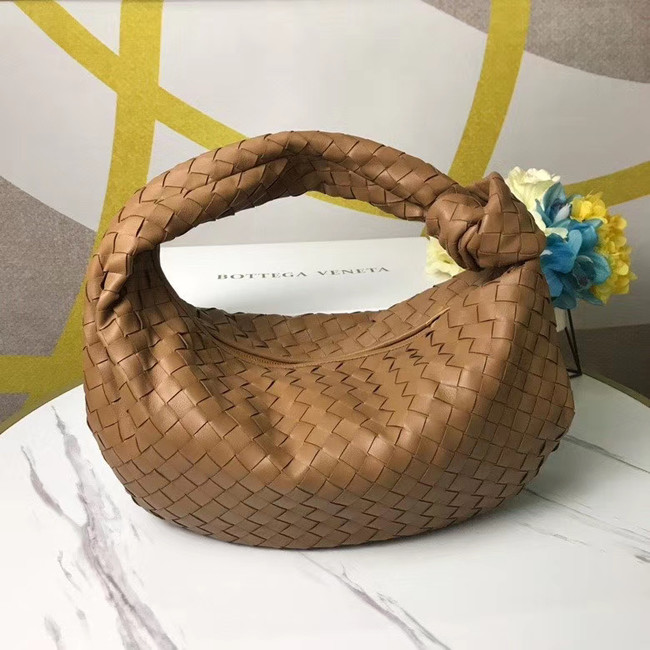 Bottega Veneta JODIE hobo bag 600261 Sandalwood