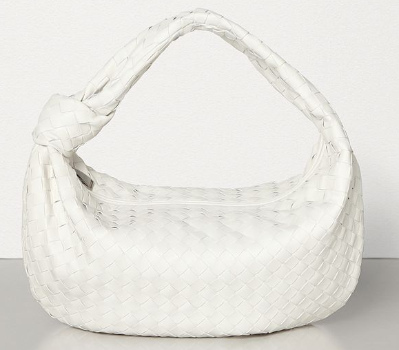Bottega Veneta JODIE hobo bag 600261 white