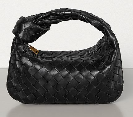 Bottega Veneta MINI BV JODIE 609409 black