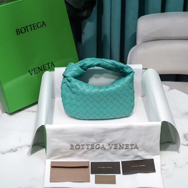 Bottega Veneta MINI BV JODIE 609409 light green