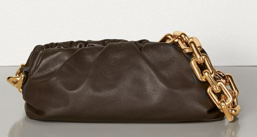 Bottega Veneta THE CHAIN POUCH 620230 Fondant